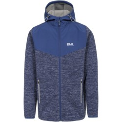 Textiel Heren Fleece Trespass Hendricks Blauw