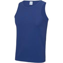 Textiel Heren Mouwloze tops Just Cool JC007 Koningsblauw