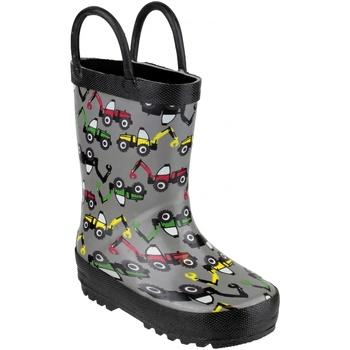 Schoenen Jongens Regenlaarzen Cotswold Puddle Digger