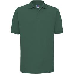 Textiel Heren Polo's korte mouwen Russell Ripple Fles groen