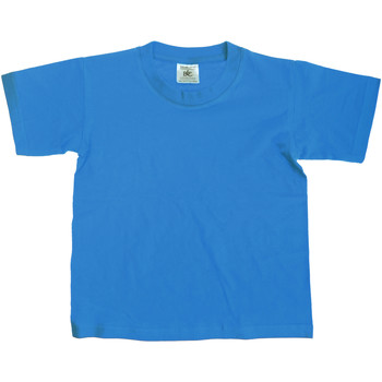 Textiel Kinderen T-shirts korte mouwen B And C Exact 150 Atol