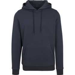 Textiel Heren Sweaters / Sweatshirts Build Your Brand Pullover Marine