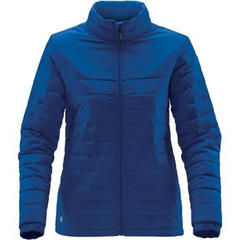 Textiel Dames Dons gevoerde jassen Stormtech Nautilus Azuurblauw
