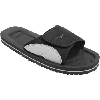 Schoenen Heren Slippers Pdq Mule Zwart/Grijs
