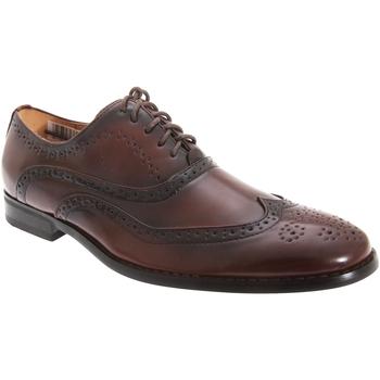 Schoenen Heren Klassiek Goor Oxford Bruin