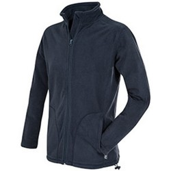 Textiel Heren Fleece Stedman Active Donkerblauw
