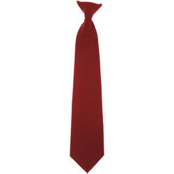 Textiel Heren Krawatte und Accessoires Yoko CT01 Bourgondië