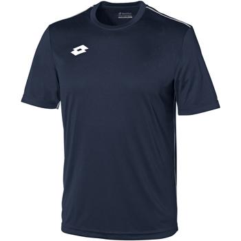 Textiel Kinderen T-shirts korte mouwen Lotto Jersey Marine / Wit