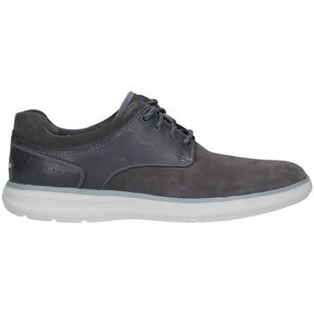 Schoenen Heren Derby Rockport Pointed Toe Grijs