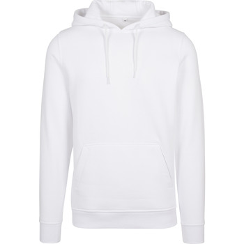 Textiel Heren Sweaters / Sweatshirts Build Your Brand Pullover Wit