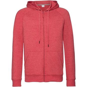 Textiel Heren Sweaters / Sweatshirts Russell J284M Rode mergel