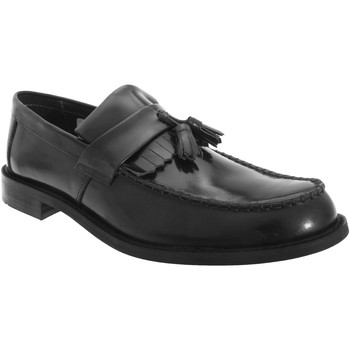 Schoenen Heren Mocassins Roamers  Zwart