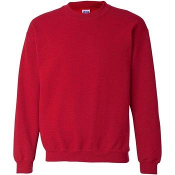 Textiel Sweaters / Sweatshirts Gildan 18000 Antiek kersenrood