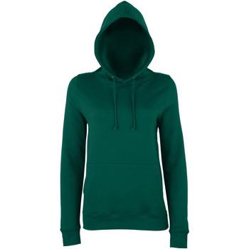 Textiel Dames Sweaters / Sweatshirts Awdis Girlie Fles groen
