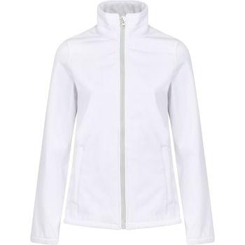 Textiel Dames Wind jackets Regatta TRA629 Wit/licht staal