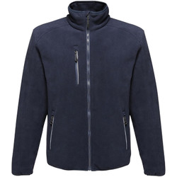Textiel Heren Fleece Regatta Omicron Marine/Navy