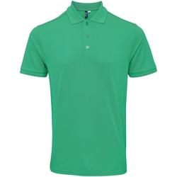 Textiel Heren Polo's korte mouwen Premier Coolchecker Kelly