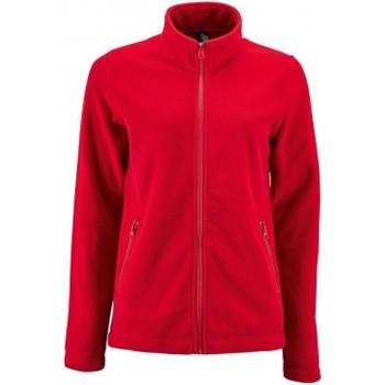 Textiel Dames Wind jackets Sols Norman Rood