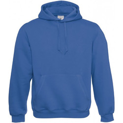 Textiel Heren Sweaters / Sweatshirts B And C Hooded Royal