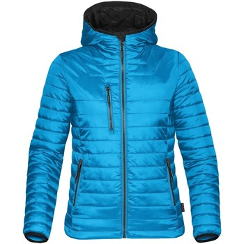 Textiel Dames Dons gevoerde jassen Stormtech Gravity Elektrisch Blauw/ Zwart
