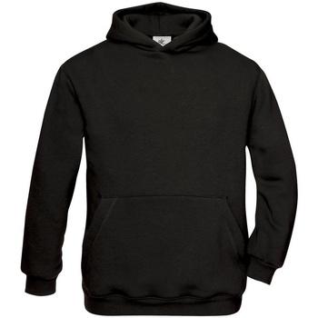 Textiel Kinderen Sweaters / Sweatshirts B And C WK681 Zwart
