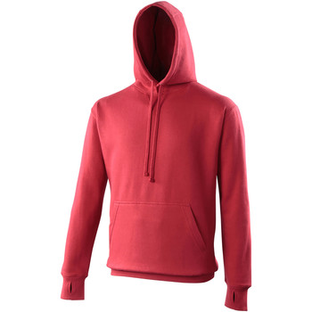 Textiel Heren Sweaters / Sweatshirts Awdis Hooded Rode Hete Chili