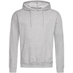 Textiel Heren Sweaters / Sweatshirts Stedman Classic Heide Grijs