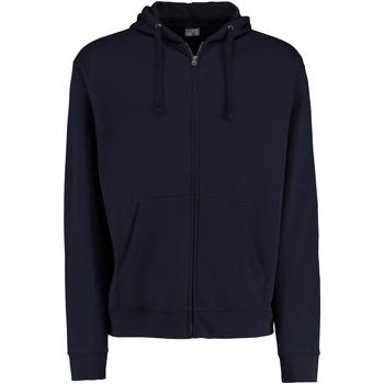 Textiel Heren Sweaters / Sweatshirts Kustom Kit Hooded Marineblauw