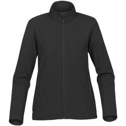 Textiel Dames Wind jackets Stormtech Softshell Zwart/Koolstof