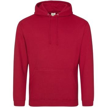 Textiel Sweaters / Sweatshirts Awdis College Vuurrood