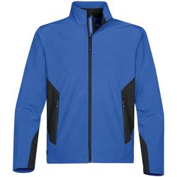 Textiel Heren Wind jackets Stormtech Softshell Azuurblauw/zwart