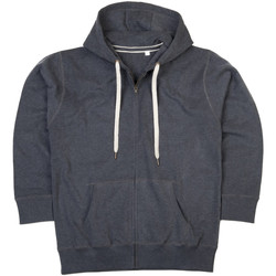 Textiel Dames Sweaters / Sweatshirts Mantis Hooded Houtskool Grijs Melange