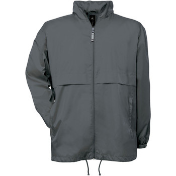 Textiel Heren Wind jackets B And C Air Donkergrijs