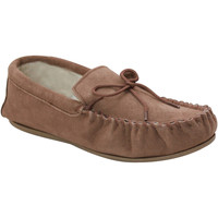 Schoenen Sloffen Eastern Counties Leather Moccasin Kameel