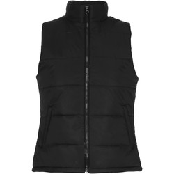 Textiel Dames Vesten / Cardigans 2786 Padded Zwart