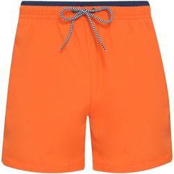 Textiel Heren Korte broeken / Bermuda's Asquith & Fox AQ053 Oranje/Zwaar
