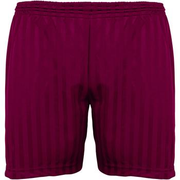 Textiel Kinderen Korte broeken / Bermuda's Maddins Stripe Marron