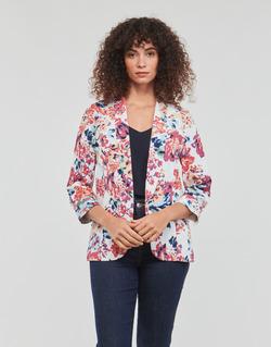 Textiel Dames Jasjes / Blazers Betty London MIRKA Multicolour