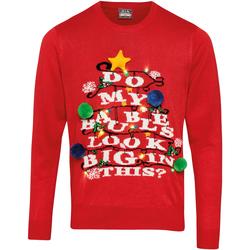 Textiel Truien Christmas Shop Christmas Rood