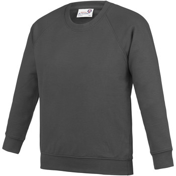 Textiel Kinderen Sweaters / Sweatshirts Awdis Academy Houtskool