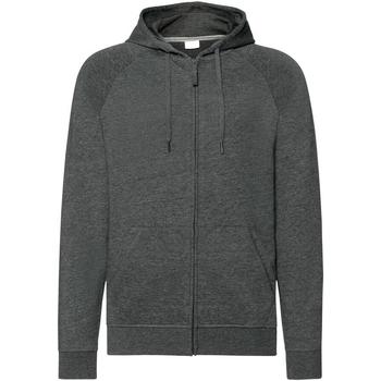 Textiel Heren Sweaters / Sweatshirts Russell J284M Grijze Mergel