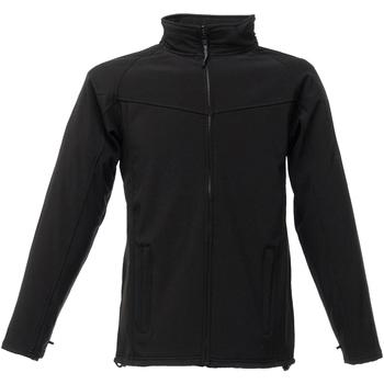Textiel Heren Fleece Regatta TRA642 Zwart/Zwart