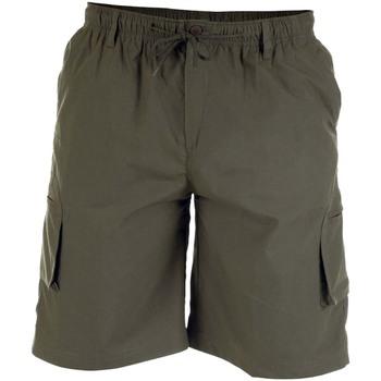 Textiel Heren Korte broeken / Bermuda's Duke Cargo Khaki