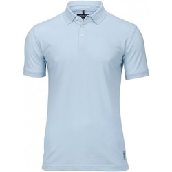 Textiel Heren Polo's korte mouwen Nimbus Stretch Hemelsblauw