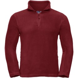Textiel Heren Fleece Russell 874M Klassiek rood