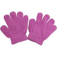 Accessoires Kinderen Handschoenen Universal Textiles  Roze