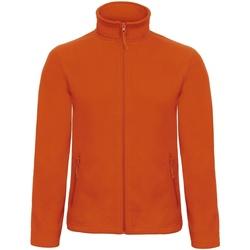 Textiel Heren Fleece B And C ID 501 Pompoen sinaasappel