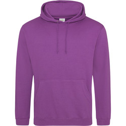 Textiel Sweaters / Sweatshirts Awdis College Magenta Magie