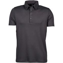 Textiel Heren Polo's korte mouwen Tee Jays TJ1440 Donkergrijs