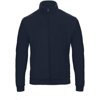 Textiel Sweaters / Sweatshirts B And C ID.206 Marineblauw